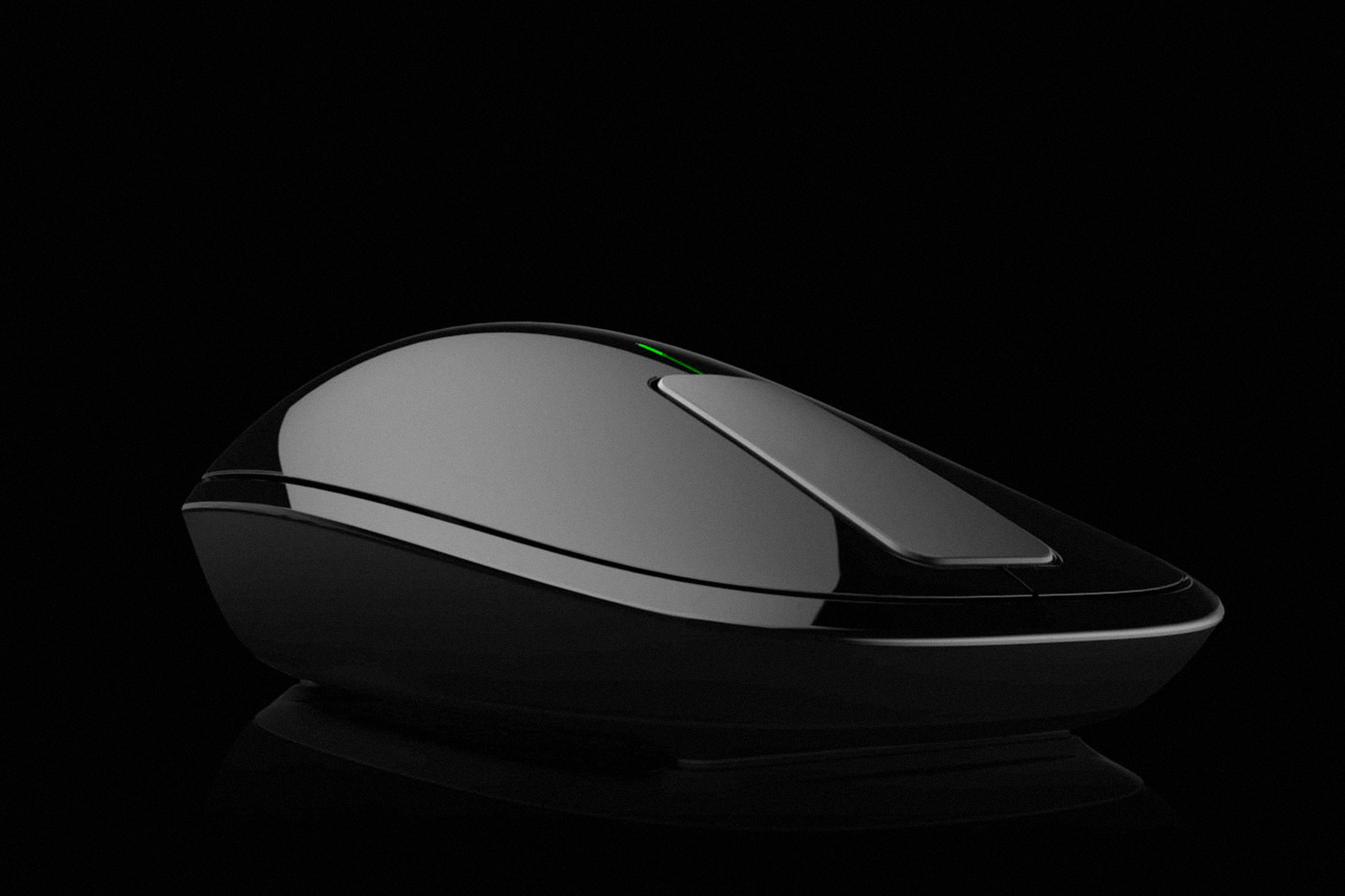 Microsoft Explorer Touch Mouse render